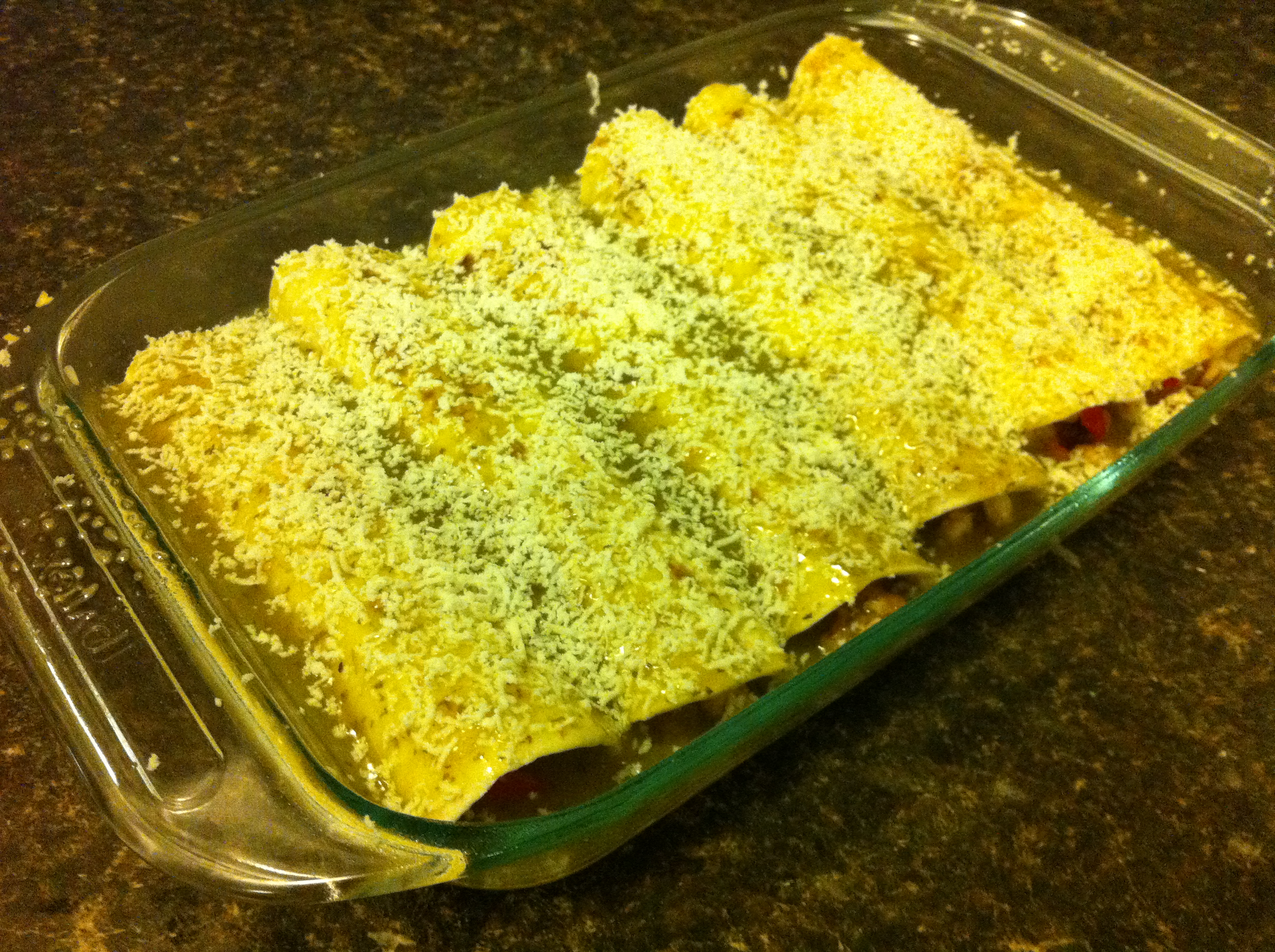 Green Chili Chicken Enchiladas 512foodblog